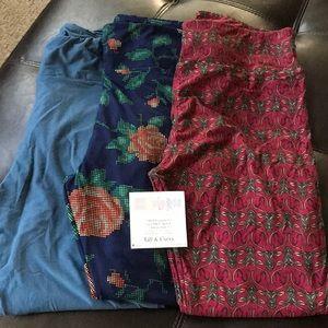3 For $30 – LuLaRoe leggings